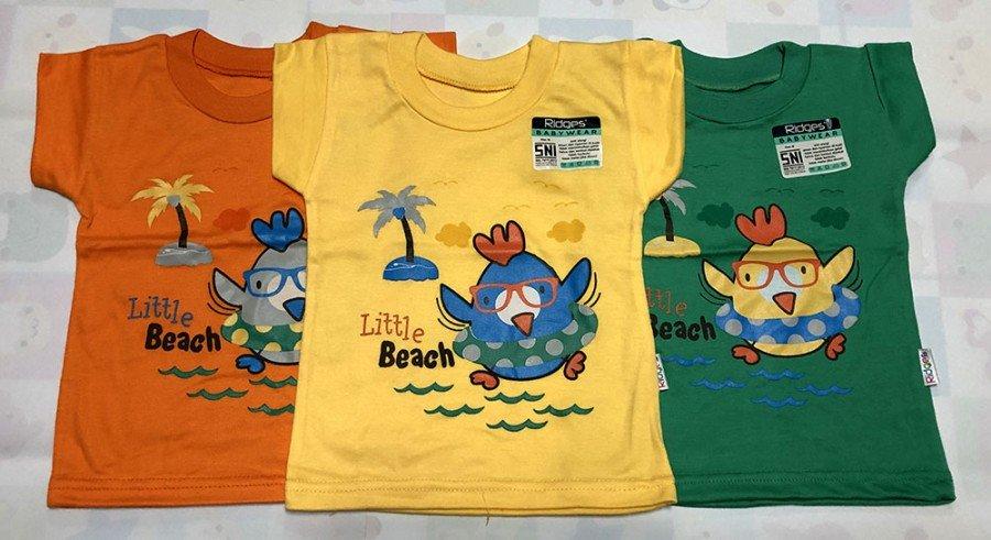 Atasan Kaos Anak Ridges Little Beach S 20010082