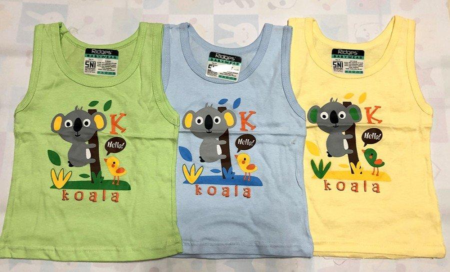 Baju Atasan Singlet Anak Ridges Koala XL 20010069