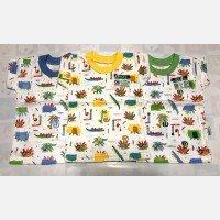 Baju Atasan Kaos Anak Ridges Animal and Tree XL 20010033