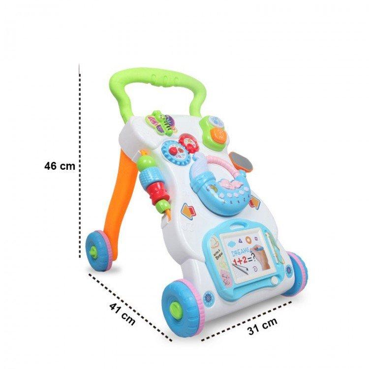 Mainan Dorongan Bayi / Baby Push Walker Murah 20020020