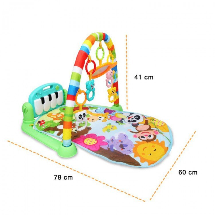 Musical Play Gym / Baby Gym Playmats Piano 19040049