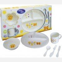 Baby Safe Feeding Set 6pcs 20020054