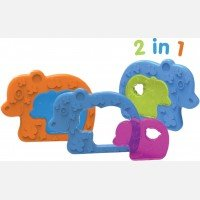 Baby Safe Puzzle Teether 20020050