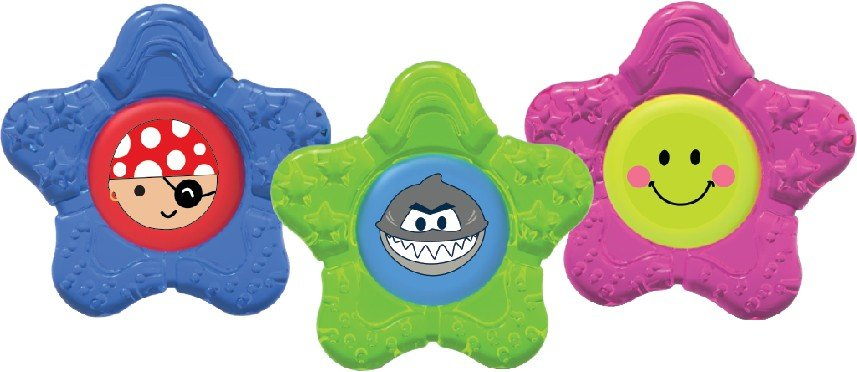 Baby Safe Rattle Teether 20020049