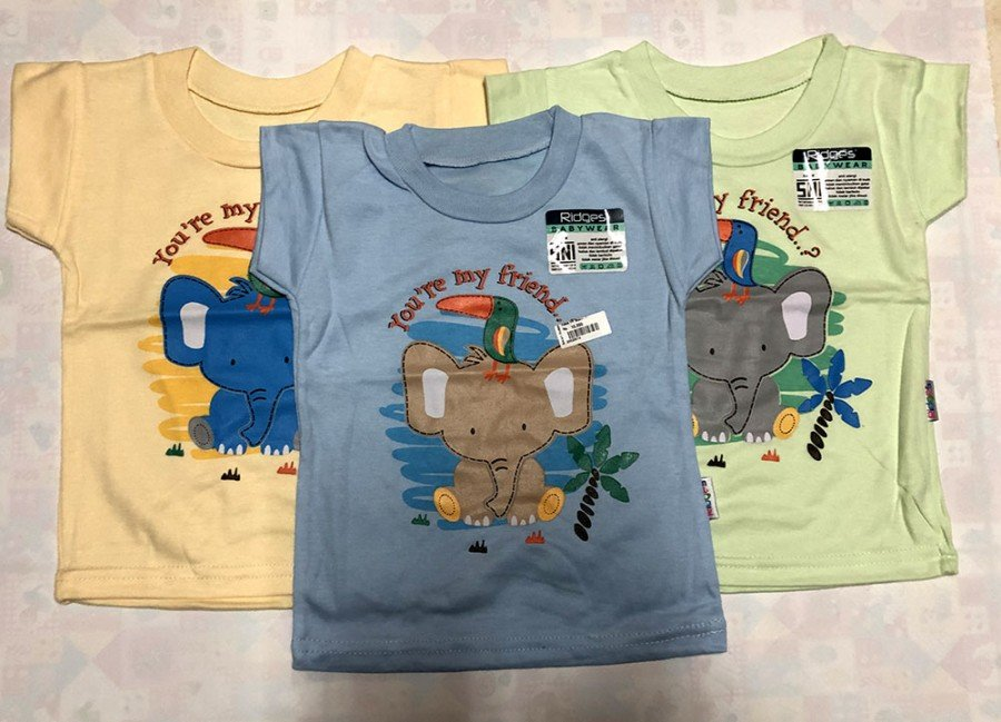 Atasan Kaos Anak Ridges You're My Friend XL 20020016