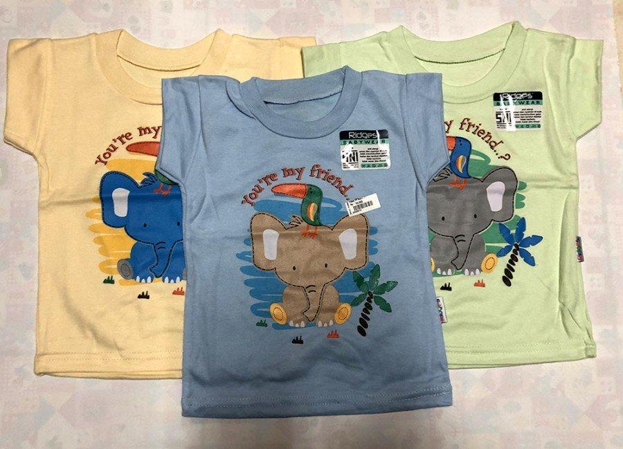 Atasan Kaos Anak Ridges You're My Friend XL 20020016