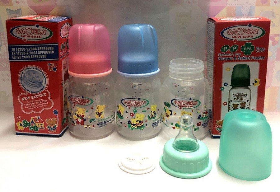 Botol Susu Camera 3Oz 20020025