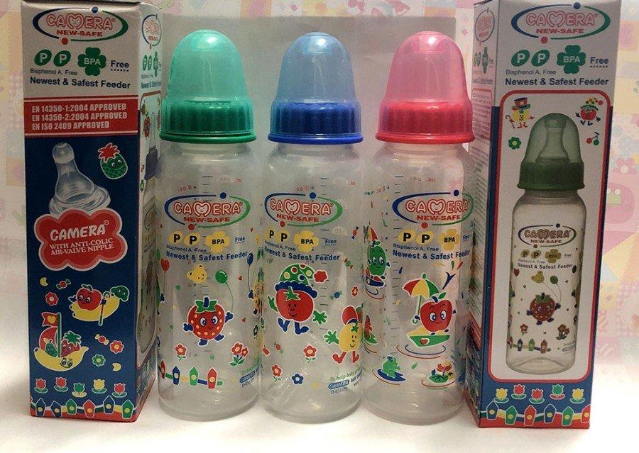Botol Susu Camera 8Oz 20020026