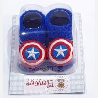 Kaos Kaki Boneka Captain America 20010102