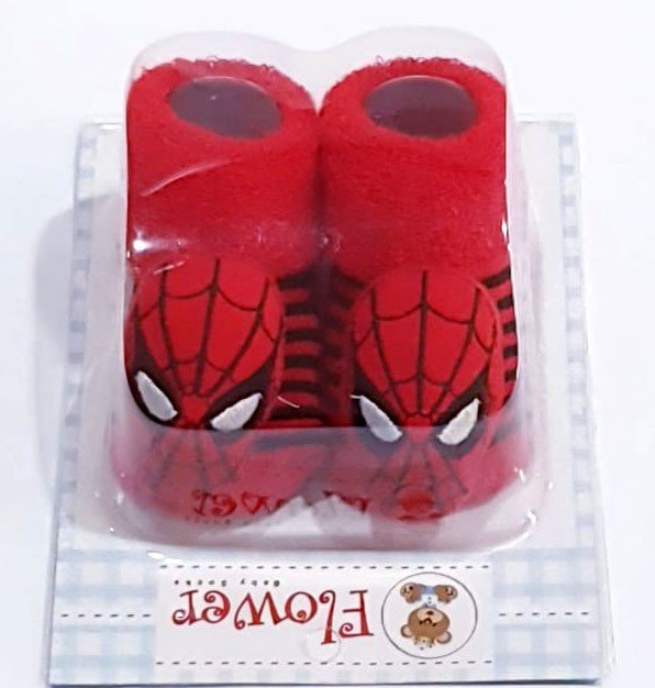 Kaos Kaki Boneka Spiderman 20010101