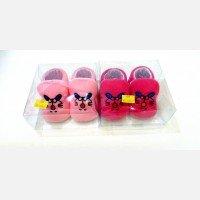 Sepatu Baby Mika Smile Cat 20020042