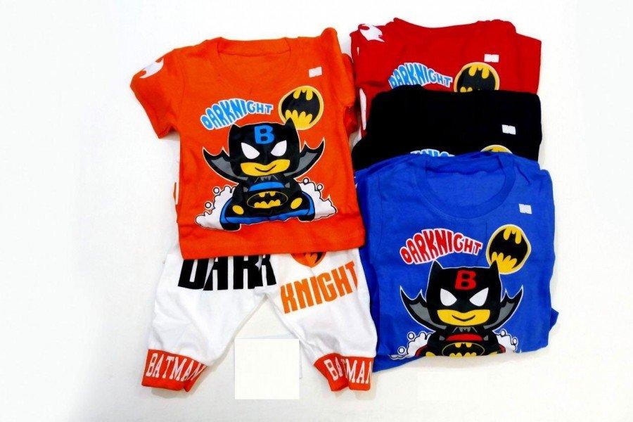 Setelan Anak Cowok Batman 20020037