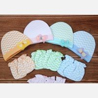 Topi Bayi Set 3 in 1 Mamimu Boneka 20020028