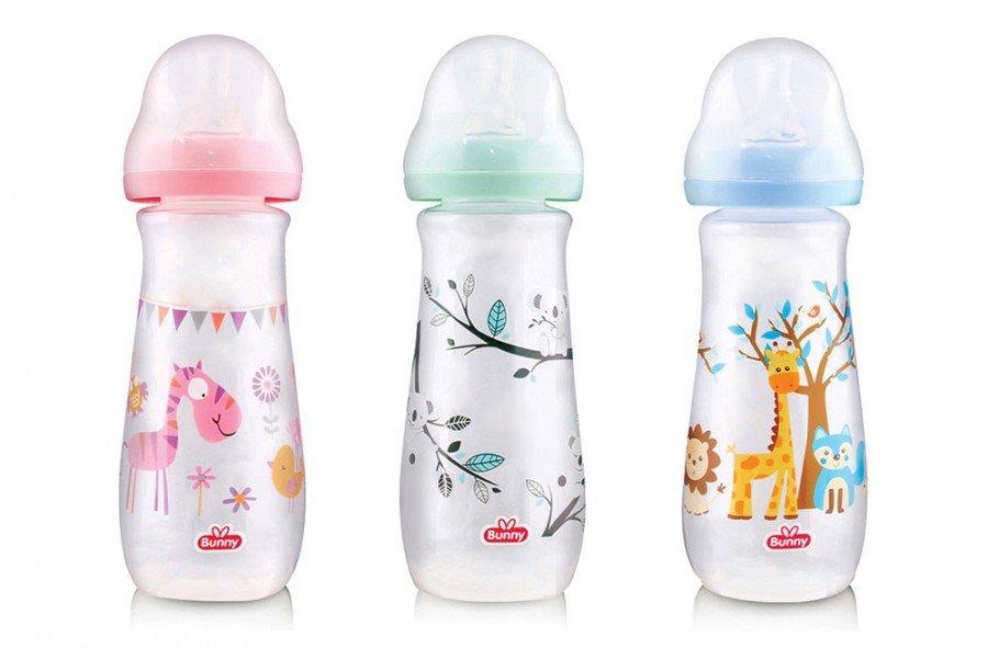 Botol Susu Bayi Lusty Bunny Silk 250ml 20020078