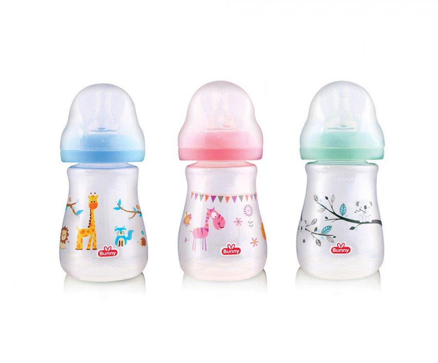 Botol Susu Bayi Lusty Bunny Silk 150ml 20020077
