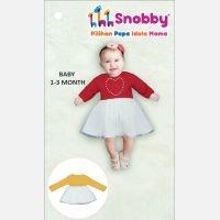 Terusan Gaun Bayi Snobby Renata 20020089