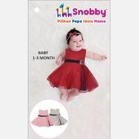 Terusan Gaun Bayi Snobby Diana 20020086
