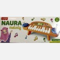 Mainan Piano Naura Melody 19100171