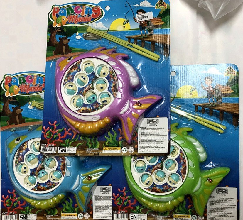 Mainan Fishing Game Set / Pancing Ikan 20010129