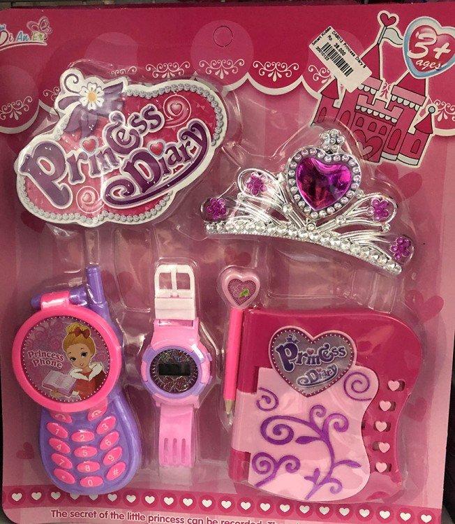 Mainan Princess Diary Set 20010123