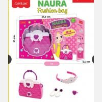 Mainan Tas - Naura Fashion Bag 20030009