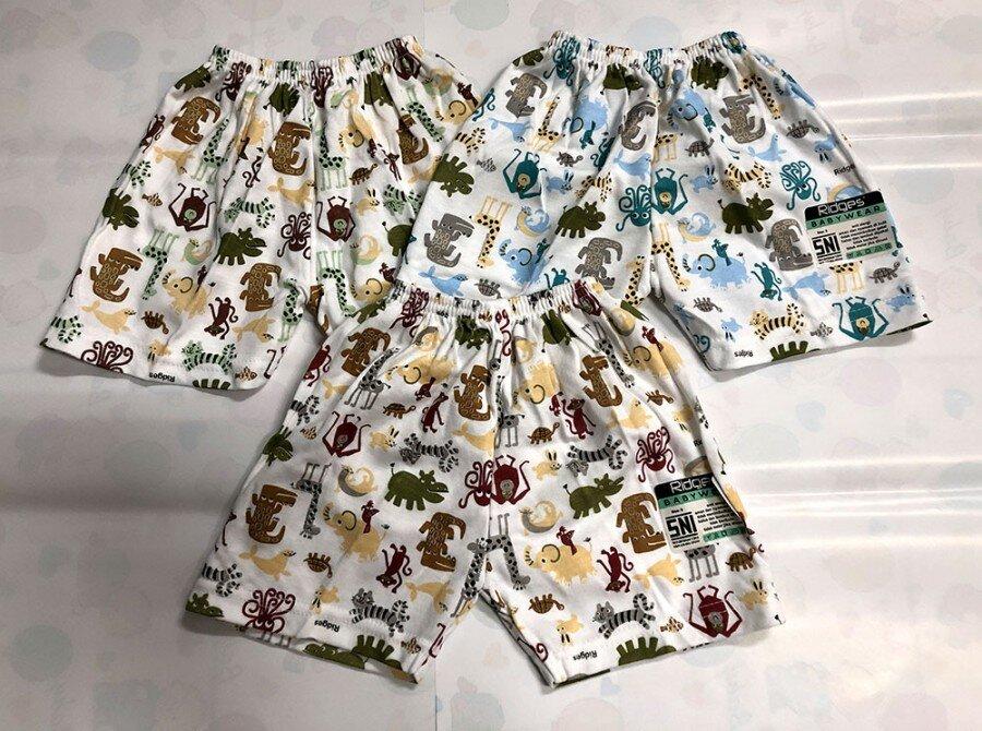 Celana Pendek Anak Ridges Jungle Land XL 20050070