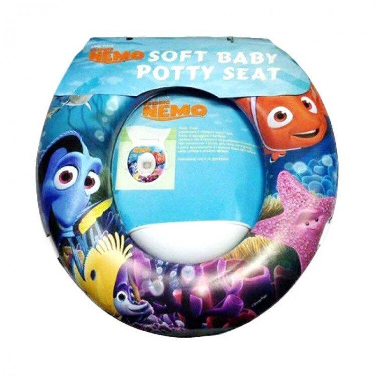 Baby Potty Seat Anak / Dudukan Toilet Anak Nemo (No Handle)