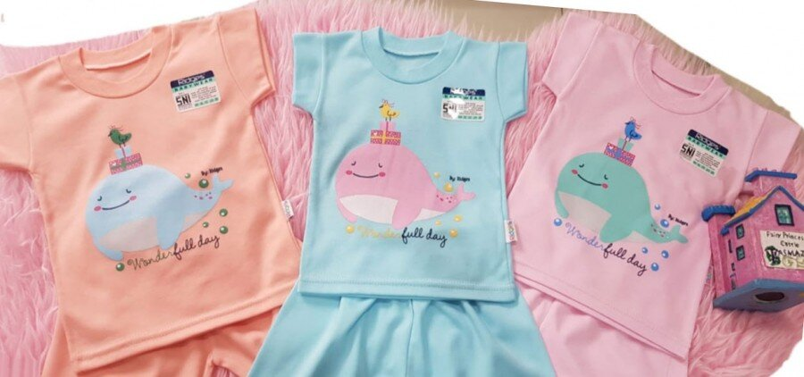 Baju Atasan Kaos Anak Ridges Wonderfull Day XL 20080043