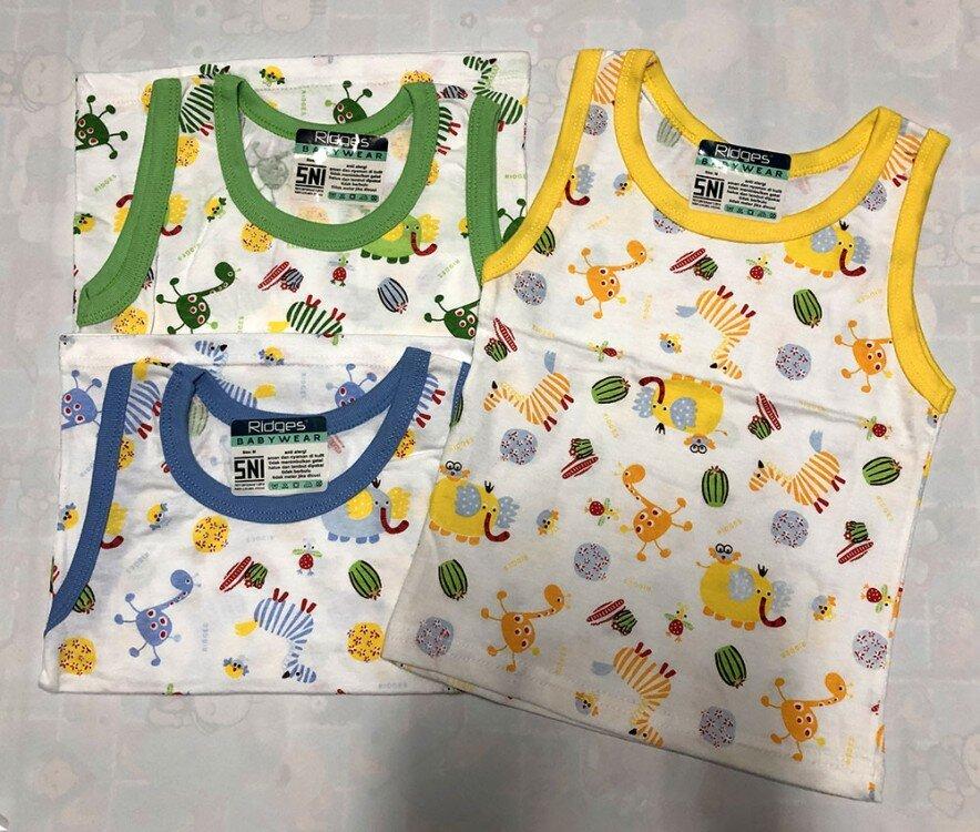 Baju Atasan Singlet Anak Ridges Cactus S 20040058