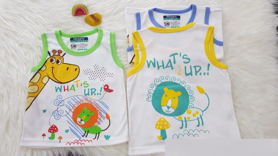 Baju Atasan Singlet Anak Ridges What's Up S 20070020