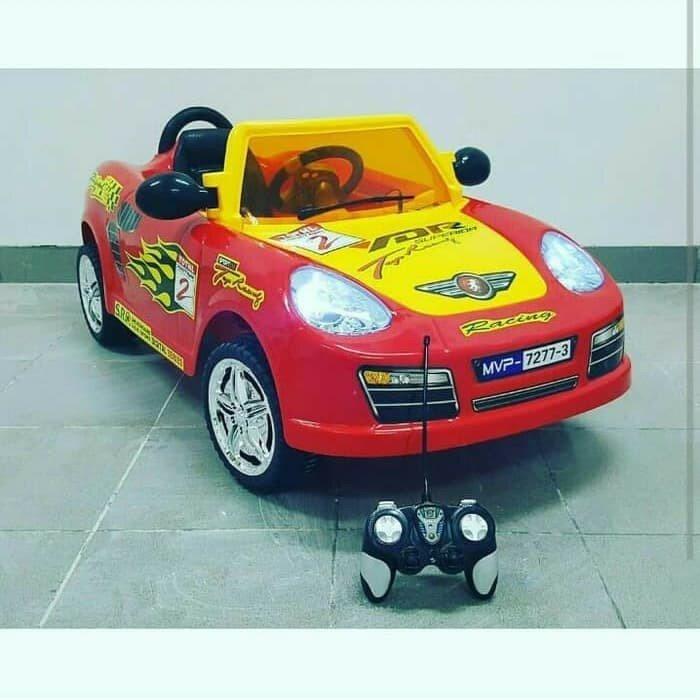 Mobil Aki MVP-7277-3 Merah