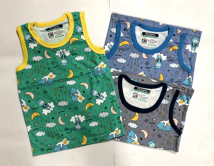 Singlet Anak Ridges Dream Bears L 20070048