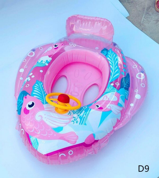 Pelampung Duduk Fish / Ikan (Inflatable Baby Boat) 20090032