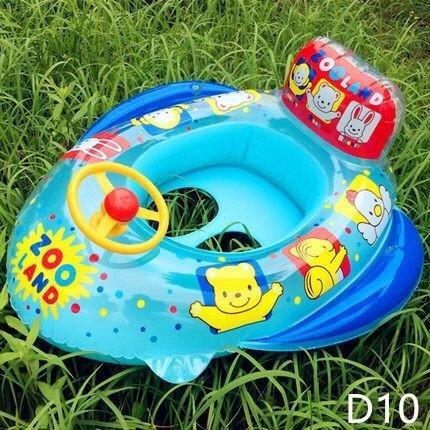 Pelampung Duduk Zoo Land (Inflatable Baby Boat) 20090033