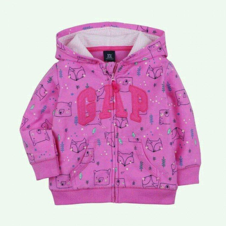 Jaket Bayi Import GAP Pink 20090048