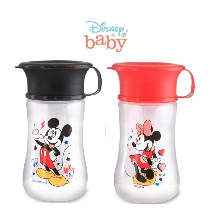 Botol Minum / Cangkir / Gelas Minum Anak / Drinking Cup Mickey Minnie Lusty Bunny 330ml 20100019