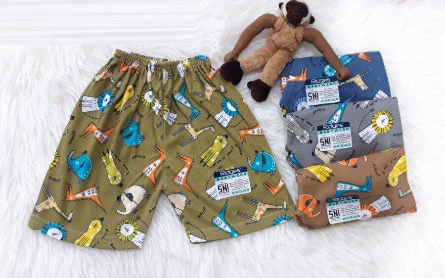 Celana Pendek Ridges Lion & Dino XL 20100066