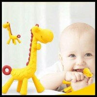 Gigitan Bayi Jerapah / Giraffe Teether 20100054
