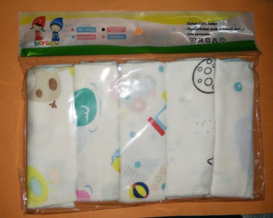 Sapu Tangan Baby Grow 5 in 1 20120001