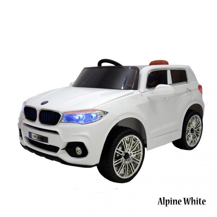 Mobil Aki BMW X5 Putih 20120020