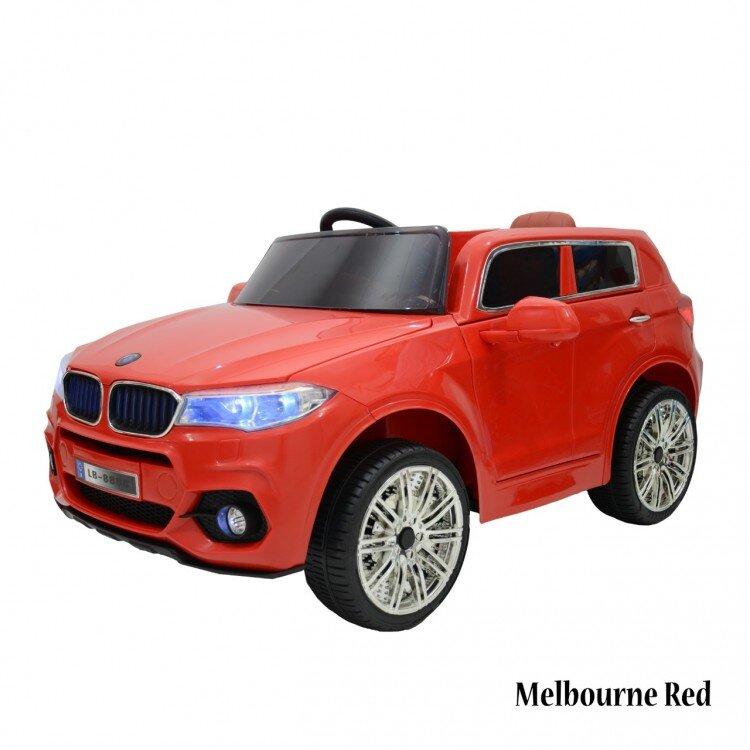 Mobil Aki BMW X5 Merah 20120019