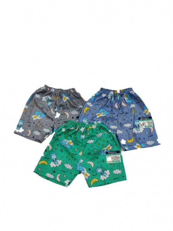 Celana Pendek Anak Ridges Dream Bears M 20070043