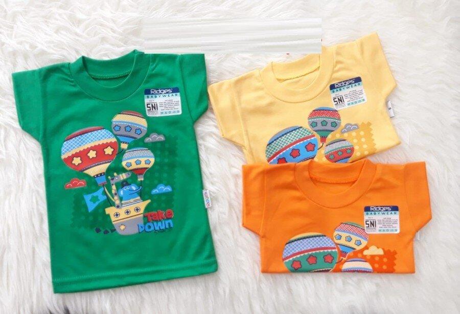 Atasan Kaos Anak Ridges Take Down XL 20120012