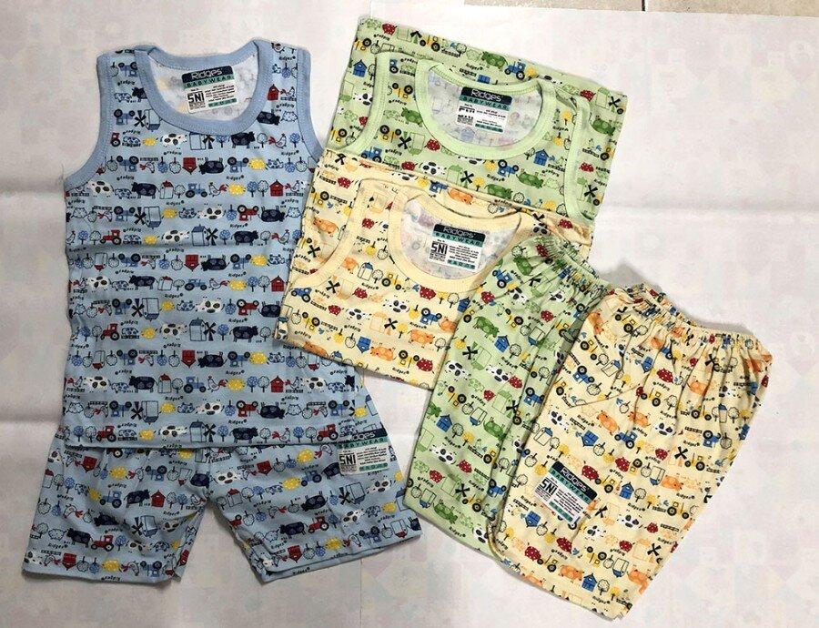 Celana Pendek Anak Ridges Farmer M 20110095 (Celananya Saja)