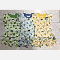 Baju Atasan Kaos Anak Ridges Bird Leaves S 20110078 (Atasan Saja)