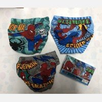 Celana Dalam Anak Ridges Spiderman Isi 3 Size XXL 20070015