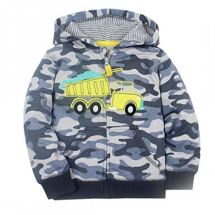 Jaket Import Anak Truk Pasir 21010017
