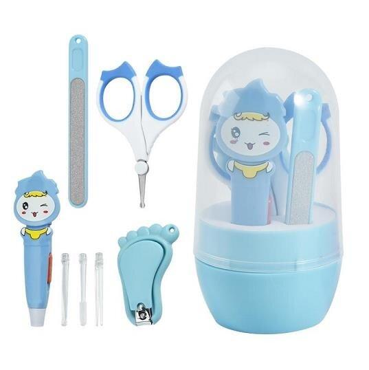 Gunting Kuku Bayi / Manicure Set Bayi + Korek Kuping 21010025