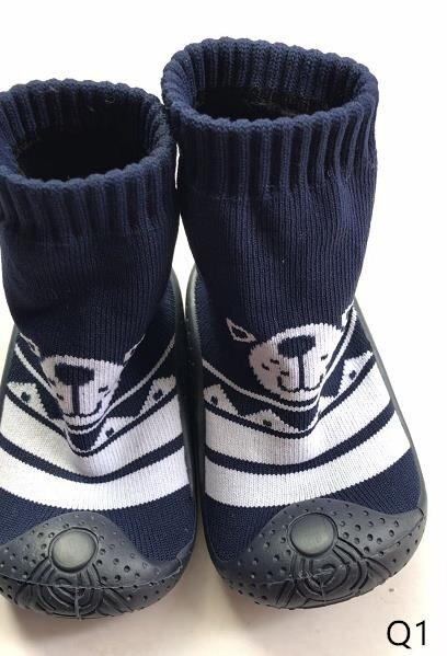 Skidder Anak / Sepatu Bayi Prewalker Bear Navy 21010020
