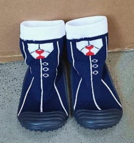 Skidder Anak / Sepatu Bayi Prewalker Jas Navy 21010022